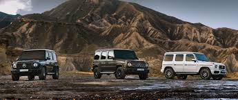 Mercedes-Benz <b>G-Class</b> world.