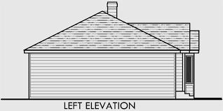 foyer house plans level bedroom