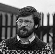 Former nationalist MP Seamus Mallon thought Gerry Adams's speeches in the early 1980s were being written by a priest. - PANews%2BBT_8e1abfd1-dd81-4ee1-81ff-da889d910fed_I1