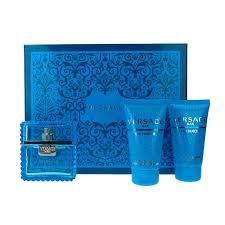 Giftset Versace Man <b>Eau</b> Fraiche Edt 50ml + ASB 50ml + B&SG ...