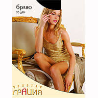 <b>Колготки</b> классические Золотая Грация Браво 20, цвет ...