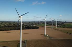 <b>Europe</b> installs 4.9 GW of <b>new</b> wind energy capacity in first half of <b>2019</b>