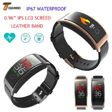 IP67 Waterproof <b>Smart Bracelet CK11C</b> Smart Band Blood Pressure ...