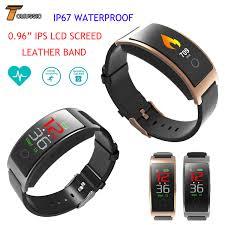 IP67 Waterproof <b>Smart Bracelet CK11C</b> Smart Band Blood Pressure ...