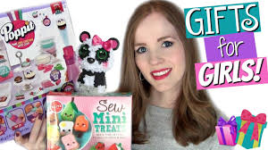 Gifts for Girls | What I Got My 12 Year Old for Christmas! - YouTube