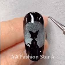 [Видео] «<b>Nail</b> Art A <b>Fashion</b> Star  » | Дизайнерские <b>ногти</b>, Маникюр ...