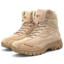 <b>AILADUN Men's</b> High-top Outdoor Military <b>Boots</b> Lace Up <b>Shoes</b> ...