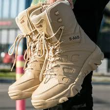 Special Price For leather military <b>lace up</b> boot list and get free ...
