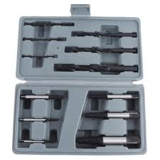 <b>5pcs</b>/set High Carbon Steel <b>Damaged Screw</b> Extractor Easy Out Set ...