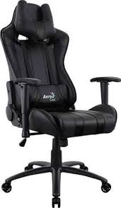 Купить <b>Кресло</b> игровое <b>AEROCOOL AC120</b> AIR-B, черный в ...