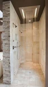 family dream house drywall installation bathroom glassless shower just a visual as we will have a glassless shower
