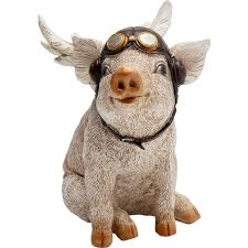 <b>Статуэтка Aviator Pig</b>