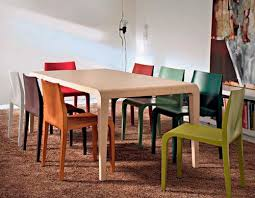 quality small dining table designs furniture dut: contemporary solid wood dining table by riccardo blumer ilvolo  alias