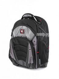 <b>Рюкзак Wenger 16</b>-<b>inch</b> Black-Grey 600635