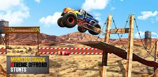 <b>Monster</b> Truck Xtreme Offroad Stunts : <b>4X4</b> Racing - Apps on Google ...
