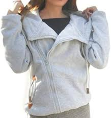 <b>Chic</b> Casual Tee <b>Long Sleeve Pure</b> Color Hoodie for Women ...