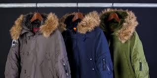 <b>Куртки</b> Nord Storm N-3B Slim Fit