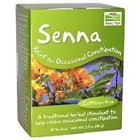 Nature's Way, <b>Senna Leaves</b>, <b>1,350 mg</b>, 100 Vegan Capsules - iHerb