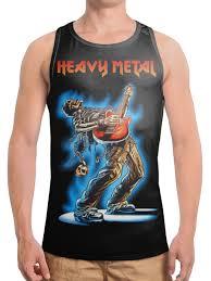 <b>Борцовка с полной</b> запечаткой Heavy Metal #1589449 – заказать ...