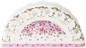 "<b>Салфетница</b> Best Home Porcelain ""Яблоневый цвет"", <b>13</b>,5 х <b>4 х 7</b> ..."
