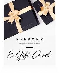 reebonz e-gift card