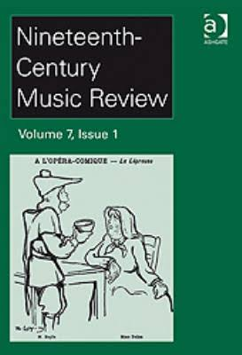 Cover Art for Nineteenth-Century Music Review