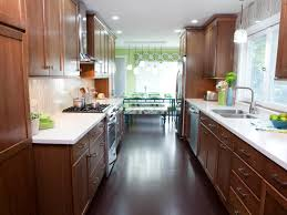 Small Kitchen Makeovers Small Galley Kitchen Design Pictures Ideas From Hgtv Hgtv
