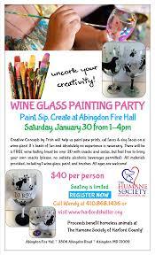 diy wine and painting party janefargo wine painting