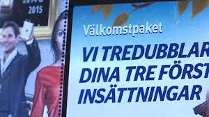 Aggressiv marknadsföring av <b>spel</b>   SVT Play
