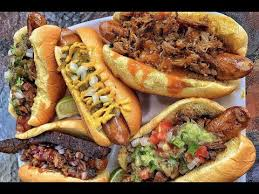 NEW YORK <b>HOT DOG</b> WITH A TWIST GRILLED CHEESE & BEEF ...
