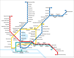 Hamburg U-Bahn