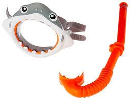 <b>Набор для плавания</b> Intex Shark fun — купить по выгодной цене ...