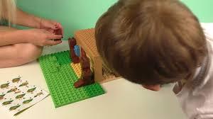 <b>Игровой набор Маша и</b> Медведь. Строим дом Миши   Masha and ...