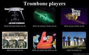 Trombone Commandments via Relatably.com
