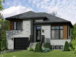 Split Level House Plans at eplans com   House Design PlansBLUEPRINT QUICKVIEW  middot  Front  EP