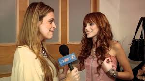 Bella Thorne Interview: 13th Birthday Party! - YouTube