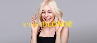 <b>Sheer Blonde</b> Hair Products | <b>John Frieda</b>