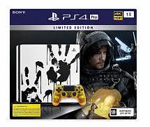 Купить <b>игровую консоль Sony PlayStation</b> 4 Pro (1TB) – Limited ...