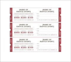 Raffle Ticket Template - Free Templates | Free & Premium Templates Printable Raffle Tickets Template