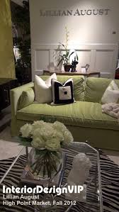 august hickory white la gorgeous green sofa in a living room by lillian august fine furniture