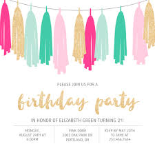 milestone birthday party invitations mixbook 21st birthday party invitations