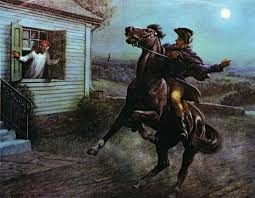 acirc middot paul revere rode to warn patriots of advancing 18 1775 acircmiddot paul revere rode to warn patriots of advancing british troops the regulars are coming american revolution patriots