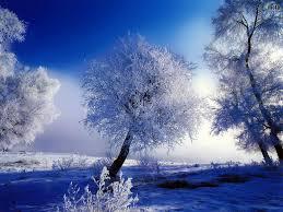 Resultado de imagen para imagenes de paisajes con nieve