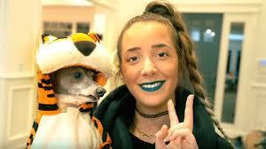 Одежда для <b>собак</b> на Хэллоуин ! - Дженна Марблс - YouTube