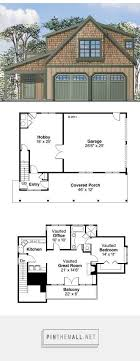 ideas about Carriage House Plans on Pinterest   Garage Plans    Carriage House Plans   Craftsman Style Garage Apartment Plan    Car Garage Design