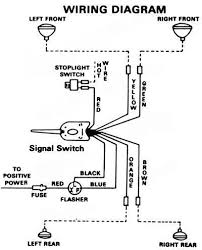 signal stat turn signal switch wiring diagram wirdig original signal stat 900 switch below