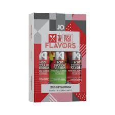 <b>Подарочный набор лубрикантов</b> System JO Limited Edition <b>Tri</b>-<b>Me</b> ...