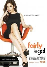 Все законно / Fairly Legal