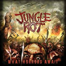 What Horrors Await (Reissue) [Explicit] by <b>Jungle Rot</b> on Amazon ...