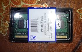 Обзор на Оперативная <b>память Kingston</b> SO-DIMM <b>DDR3L</b> 4Gb ...